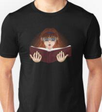 Reading in Awe Unisex T-Shirt