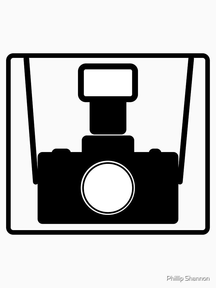 Camera SLR Flash with straps von PhillipShannon
