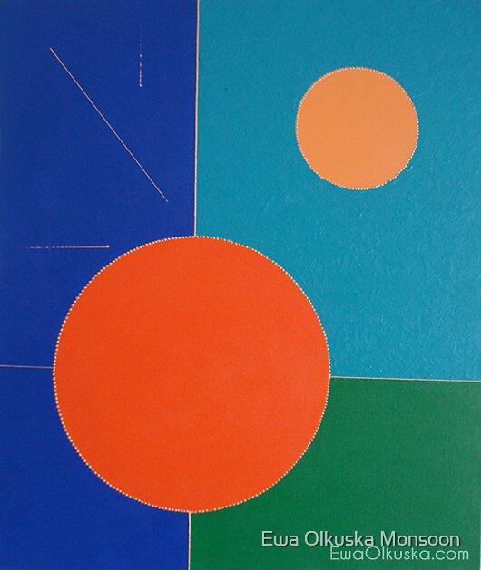 I still rise 1 - Copenhagen Collection by Ewa Olkuska Monsoon