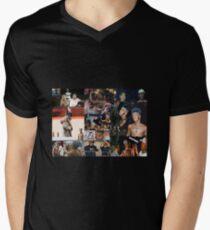 MEMBERS ONLY  Men's V-Neck T-Shirt