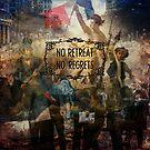 No Retreat, No Regrets by QGPennyworth
