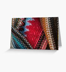 Knit Greeting Card