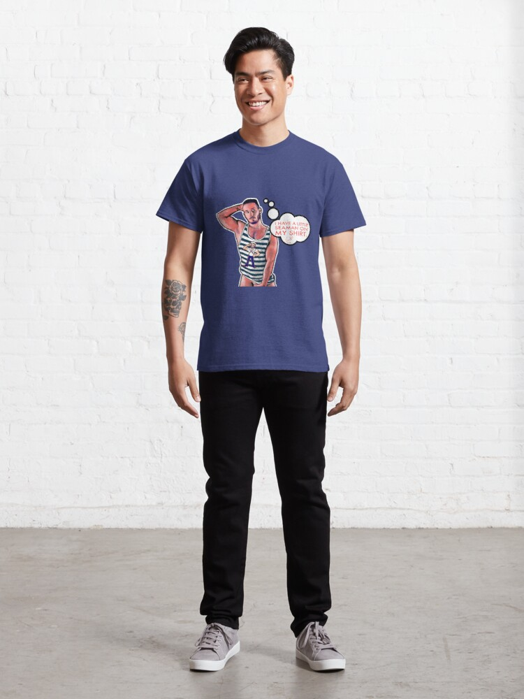 Alternate view of Little Seaman Classic T-Shirt