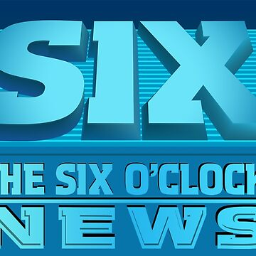 The Six O'Clock News by nikhorne
