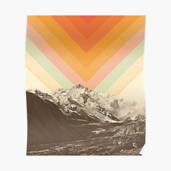 Mountainscape #2 Poster