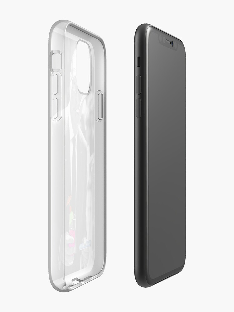"""iphne , """"Chirac Hype"""" iPhone-Hülle & Cover von EnzoCompany"""