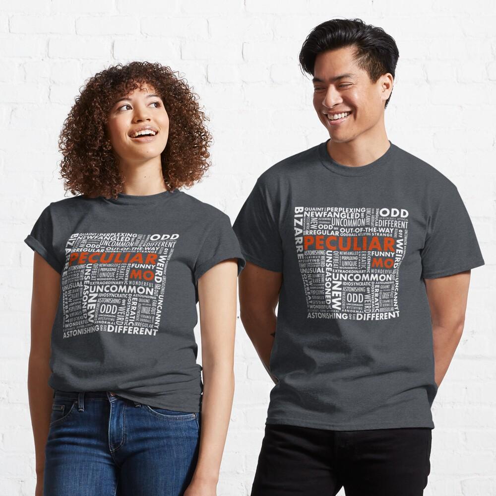 Peculiar Words Classic T-Shirt