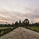 Angkor Wat : Cambodia by webgrrl