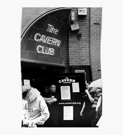 The Cavern Club Poster