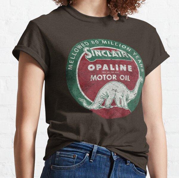 Diplodocus Motor Oil V01 Classic T-Shirt