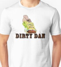 Spongebob Dirty Dan Unisex T-Shirt