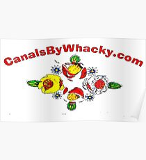canalsbywhacky.com Poster