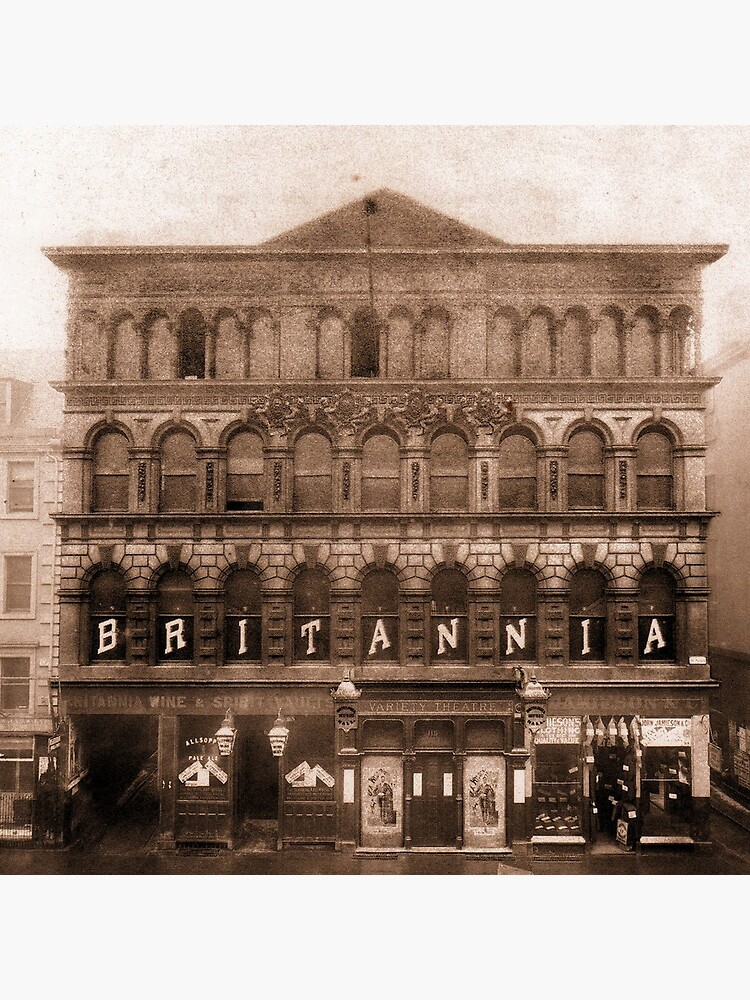 The Britannia Panopticon - Music Hall by BritPanopticon