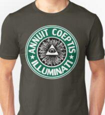 Anti Illuminati - Annuit Coeptis T-Shirt