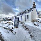 Drumbeg Stores by Alexander Mcrobbie-Munro