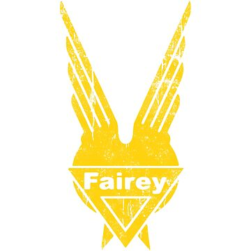 Fairey Aviation Company WW2 LOGO by quark