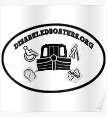 Disabledboaters.org Poster