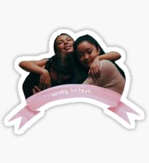 Covey Schwestern Sticker