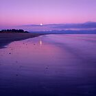 Tahunanui Sunrise, Nelson, New Zealand. by McCall-Images