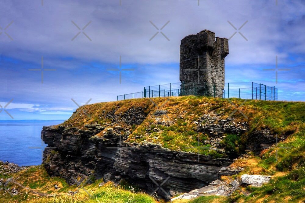 Moher Tower by Tom Gomez