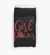 Funda nórdica Camiseta Girl Power