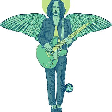 Guitar Angel by tenhundred