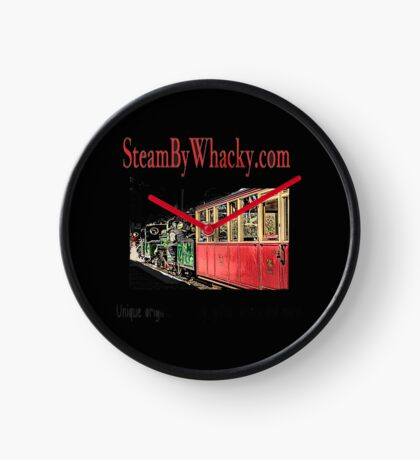 Steam bywhacky.com Clock