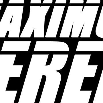 Maximum Derek by flashman