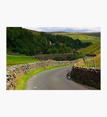 Keld Bridge Photographic Print
