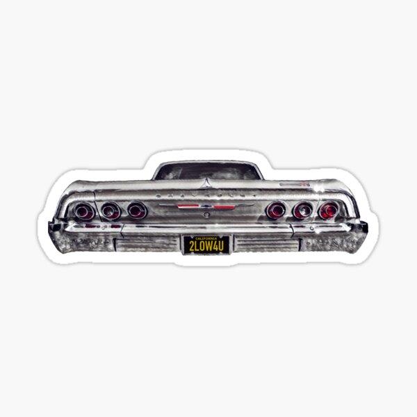 Chevrolet Impala 1964 Sticker