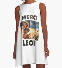 Leon The Professional  A-Line Dress