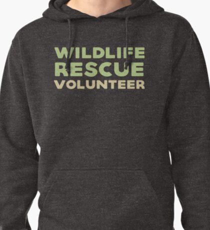 Wildlife Rescue Volunteer Safety Shirts T-Shirt