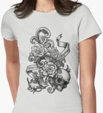 Gloria Invictis Womens Fitted T-Shirt