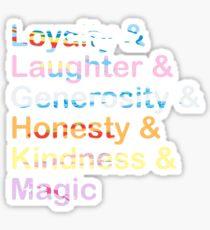 Elements of Harmony Sticker