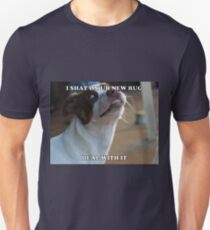 Jack Russell Troll face T-Shirt