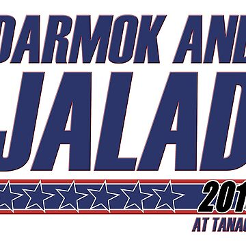 Darmok and Jalad at Tenagra by 16TonPress