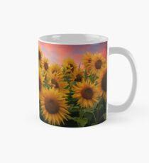Sunflowers at Sunset Mug