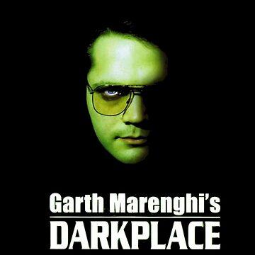 Garth Marenghi's Darkplace by Zakmacattack