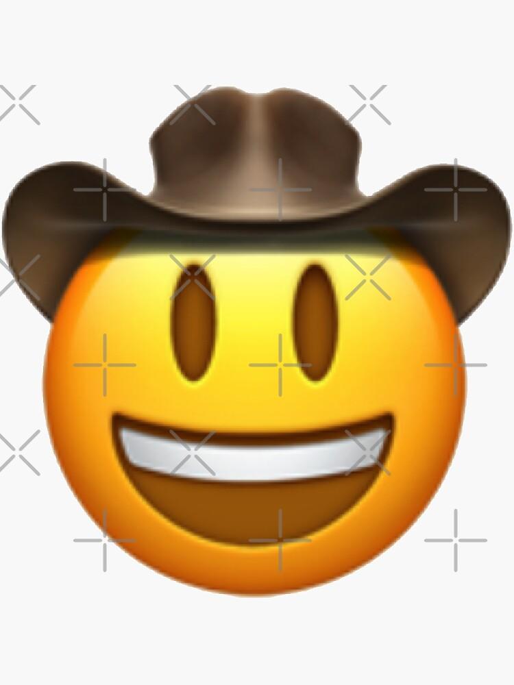 cowboy emoji by alexa1125