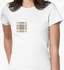 texture Women's Fitted T-Shirt