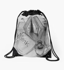 Don't Blink Drawstring Bag