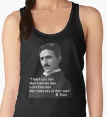 Tesla Women's Tank Top