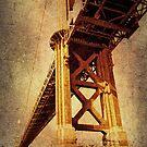 SAN FRANCISCO Series #4 by pat gamwell