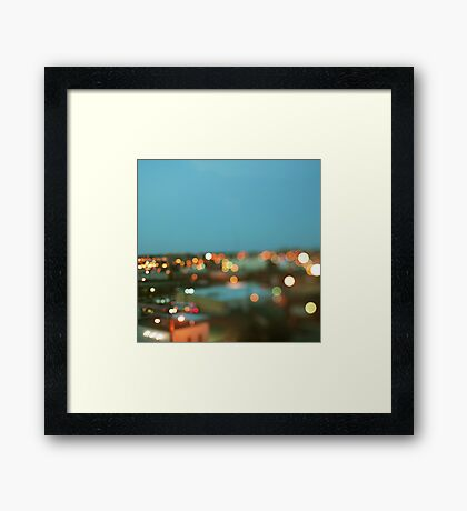 Nashville #1 Framed Print