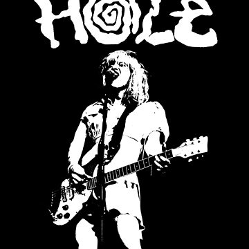Courtney Love - HOLE - Pretty On The Inside by thegits