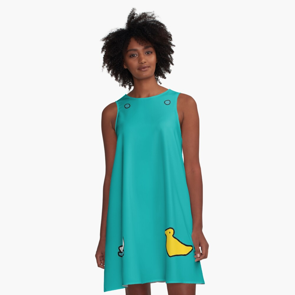 90s Phil and Lil A-Line Dress