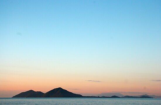 Dunk Island by Susan Kelly
