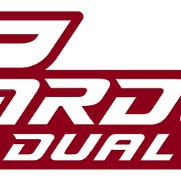 Carducci Dual Sport Logo Red by CarducciDulSprt