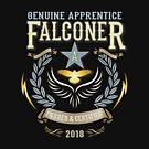 Apprentice Falconers Congratulations Shirts and Gifts  by Robert Diebold