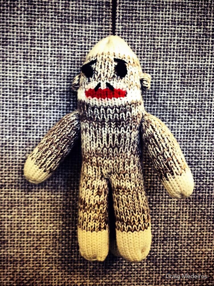 Sock Monkey by mistertengu74